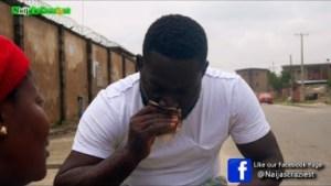 Video: Naijas Craziest Comedy – Baby Beggar